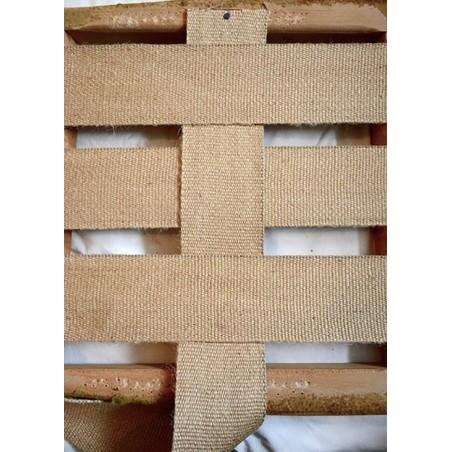 restauration fauteuil; tapissier garnisseur; restauration fauteuil