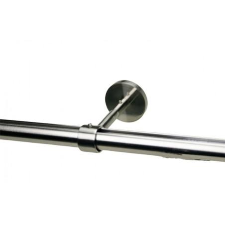 tringle de rideaux sur mesure; barre de penderie ajustable; dressing sur mesure; rangement; modulable; amenagement