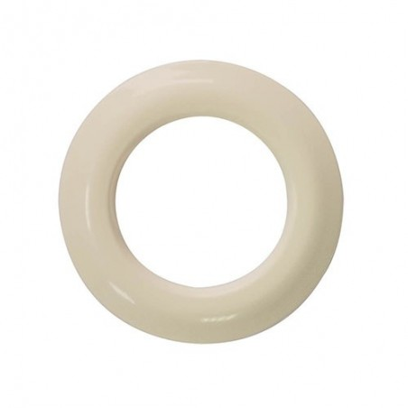 Les oeillets clipsables se posent facilement à la main grâce à leur fermeture clic. Œillets PVC clips