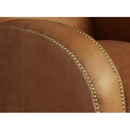 refaire un fauteuil tapissier Clous Tapissier Rond