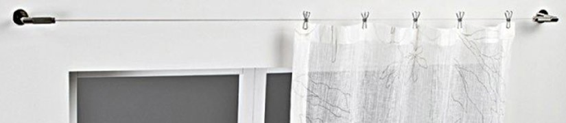 Tringle câble pour rideau - Secodir Deco